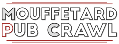 Logo - Mouffetard Pub Crawl - Paris