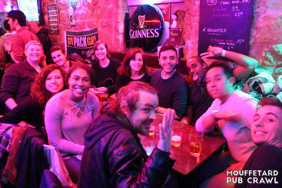 Pub Crawl Paris Mouffetard (1)